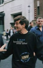 brotherly ever after / larry by cheshirebottom