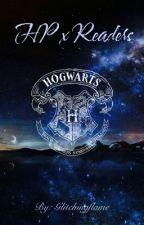 X Readers  Harry Potter  by xFireBolt394x