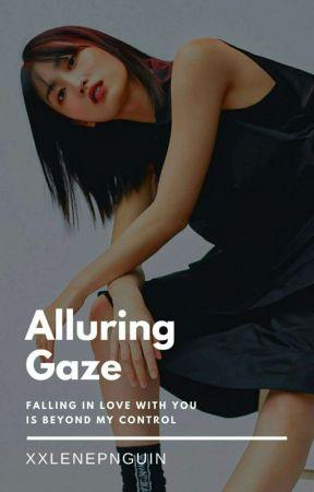 Alluring Gaze (Twice🍭) - Chapter 19 : Trouble (Mina X Momo
