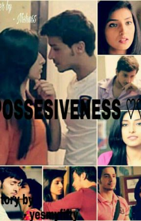 Possessiveness by yesmyfifty