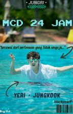 mcd 24 jam • jjk-kyr. Jungri. by blackpearlf