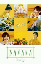 Banana +MarKoeun by ahandayy