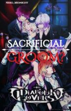 Sacrificial Groom? | Diabolik Lovers | Male Reader Insert by Neko_Midnight