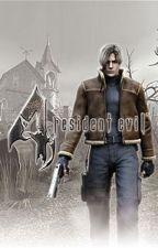 Resident Evil 4 by LizValentine91