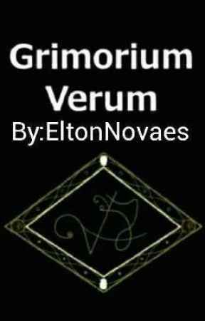 Grimório Verum (Concluido) by EltonNovaes
