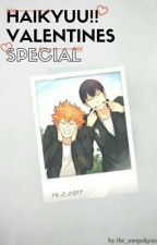 Haikyuu!! Valentines special by the_unspokens