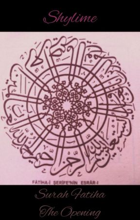surah al fatiha prayer