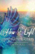 New Light| Legend of Elements Academy 1 by Aiolou
