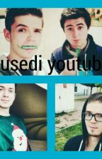 Sousedi youtubeři/Wedry, Baxtrix, Herdyn by _Limceska_