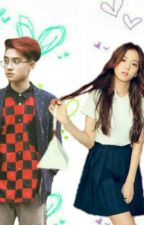 The Nerdy Boy And The Campus Girl Heartrob  by chi_choo03
