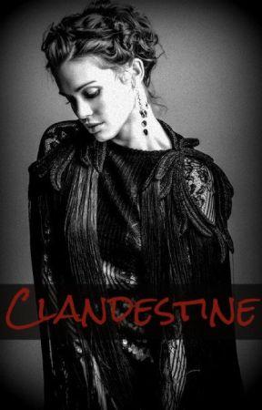 Clandestine by cynicalmillenial