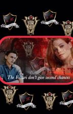 The Volturi don't give second chances by Vampire-love27