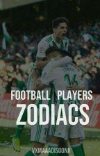 football players - zodiacs by Monisiuuu