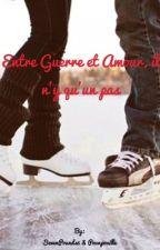 Entre guerre et amour, il n'y a qu'un pas.  by SevenPounds6