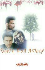 Don't Fall Asleep by polaroideaton
