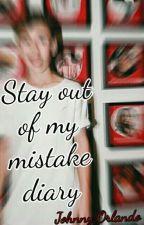 Stay out of my mistake diary~Johnny Orlando by LadyOrlando03