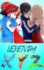 Pokemon: AmourShipping - La Leyenda XYZ by Harutora-San