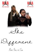 She Different  by aaliyahjaae