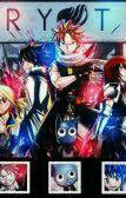 (Fairy Tail Fanfiction) Chuyện tình sở cảnh sát