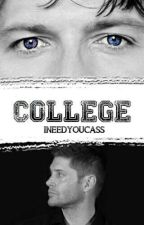 College - Destiel by ineedyoucass