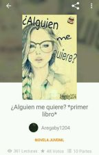 ¿Alguien me quiere? * Imprimación libro * by Aregaby1204