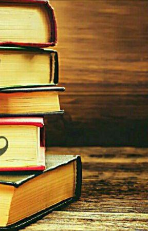 Взаимное чтение книг  by ArletMoon