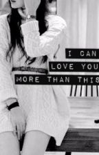 I Can Love You More Than This (One Direction Fan Fiction) by hannahshaira