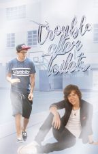 Trouble after toilets » Larry ✓ by teeaterni