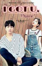 I GOT U, prince! by aprilonest
