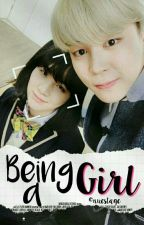 Being a girl ♡  Yoonmin by nuestage