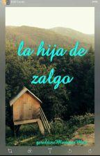 la hija de Zalgo by GeraldineMartinezMuo