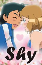 Shy - Amourshipping Short Story by ThatOneAmourshipper