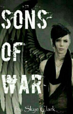 Sons Of War    Andy Biersack by Ms_SkyeClark