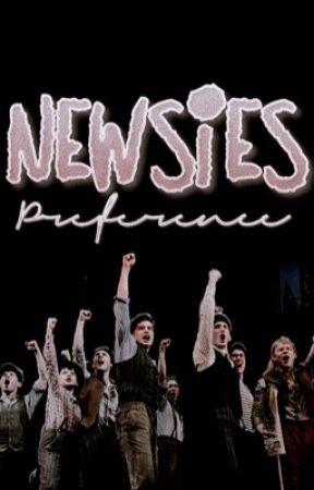 Newsies Preference ?| @ThatNewsieGoilAshley by ThatNewsieGoilAshley