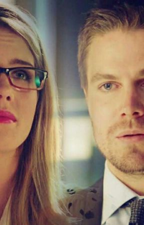 Olicity soulmate au's by theflarrowfan13