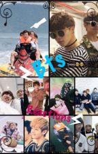 BTS*Réactions * by Louna-Histoire