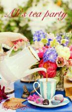 Ali's tea party by Alicefocus