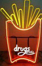 drugs; informação. by drinkis