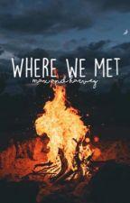 Where we met | Max and Harvey Mills by smolpeachygal