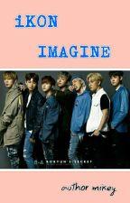 IKON IMAGINE/iKON X YOU(MY DREAM) by milakurnia3