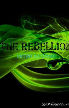 The Rebellion ~ (Pietro Maximoff) by Simbuck