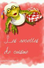 Recette de cuisine  by sophiechevalme