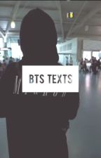 BTS Texts and Imagines by Jamlass