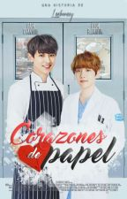 Corazones de papel (ChanBaek) by leehoneey