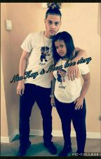 Nia Kay & Nova love story by colormereese