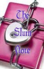SLUM-NOTE (One-shot story) by hangwapz