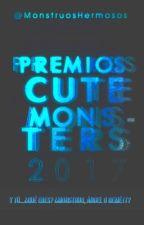 Premios Cute Monsters [Inscripciones abiertas] © by PremiosCuteMonsters