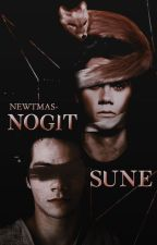 Nogitsune | The Maze Runner & Teen Wolf by newtmas-