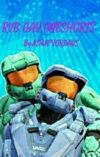 Red Vs Blue Gay Ships by ISHIPFORDAYS