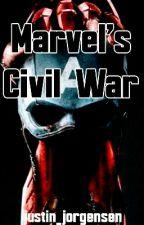 Marvel's Civil War by justin_jorgensen